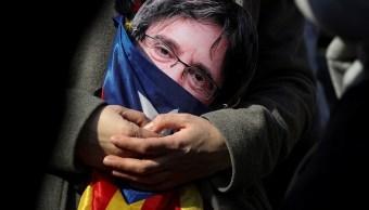 """Carles Puigdemont admite que el proceso independentista """"ha terminado"""""""