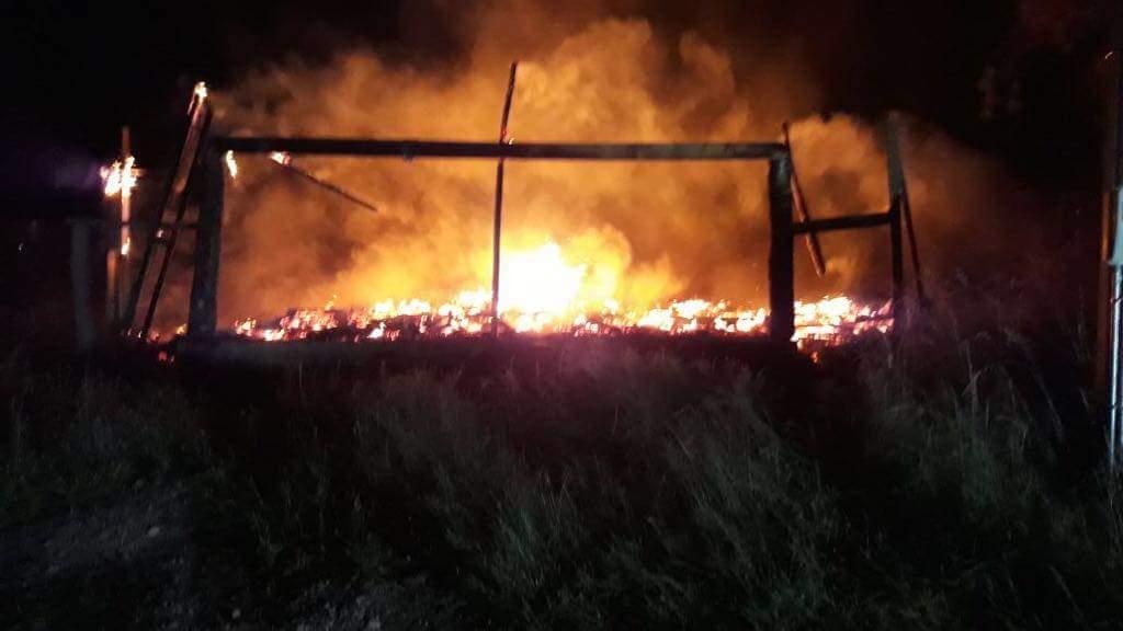 Dos capillas fueron quemadas en La Araucanía