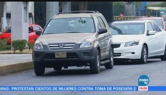 Incrementa el robo de vehículos asegurados en México