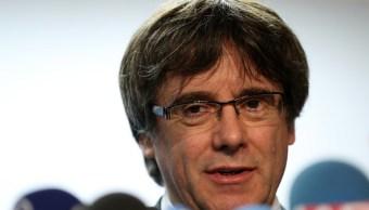 independentistas catalanes proponen a puigdemont a la presidencia cataluña