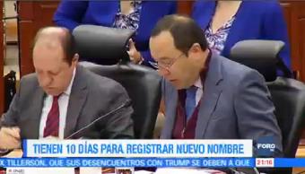 Ine Ordena Cambiar Nombre Coalición Encabeza Meade