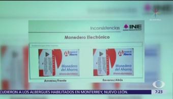 INE sigue investigación sobre firmas falsas de aspirantes a candidaturas independientes