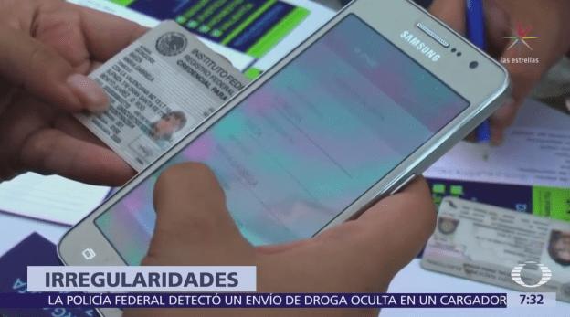 INE detecta irregularidades en firmas recabadas por aspirantes a candidaturas independientes