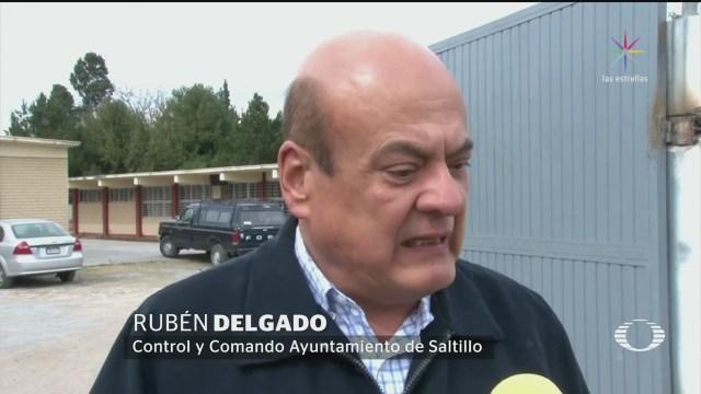 Instalan Sistema Seguridad Escuela Robada Saltillo