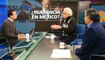 Intervención rusa en las elecciones mexicanas, un análisis en Despierta