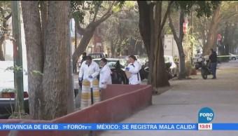 Investigan muerte de un hombre en la colonia Roma, CDMX