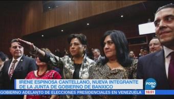 Irene Espinosa, nueva subgobernadora de Banxico