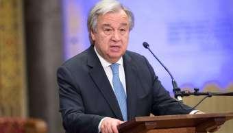 Jefe ONU visitará Colombia apoyar esfuerzos paz