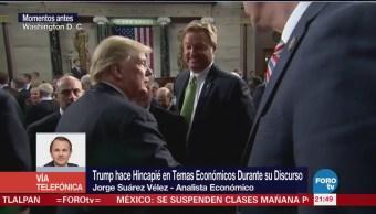 Jorge Suárez Vélez Analiza Temas Económicos Discurso Trump