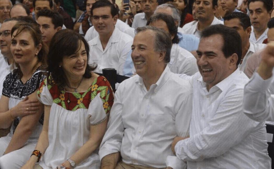 Javier Duarte no define a todos los priistas, asegura Meade