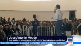 José Antonio Meade Visita Zacatecas Tierra Abuelos