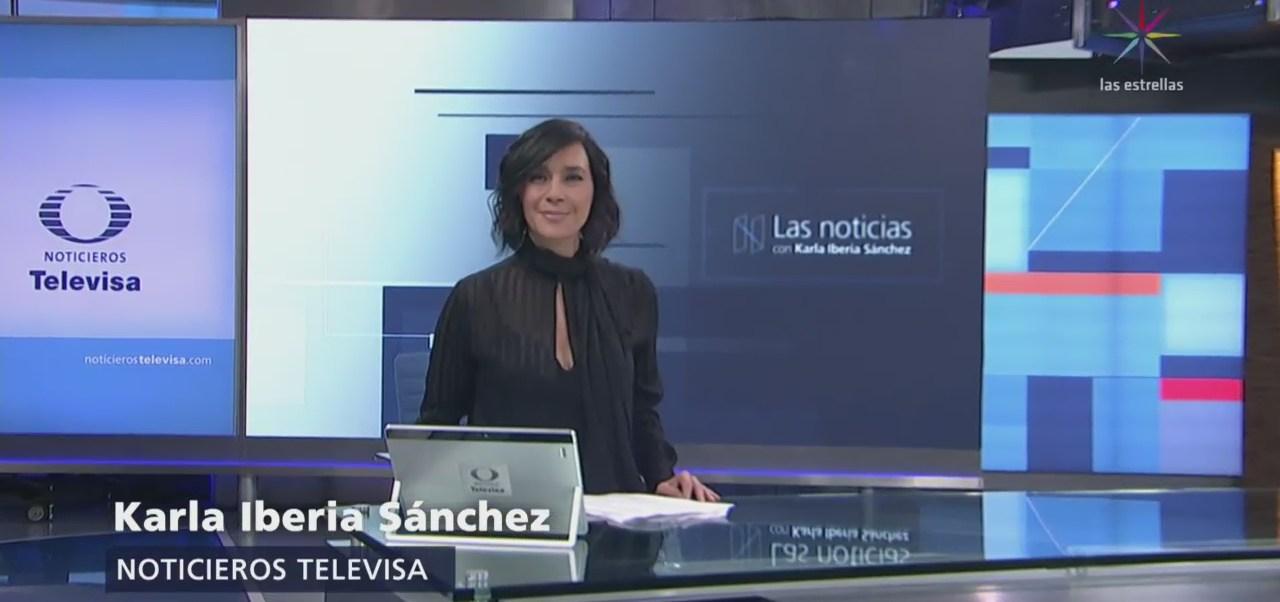 Las Noticias, con Karla Iberia: Programa del 19 de enero de 2017