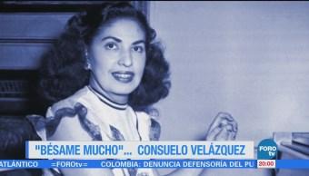 Efeméride Hora Consuelo Velázquez
