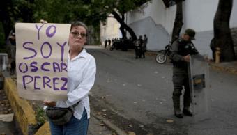 La ejecución de Oscar Pérez ha generado críticas en Venezuela