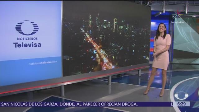 Las noticias, con Danielle Dithurbide: Programa del 29 de enero del 2018