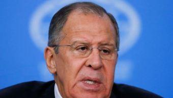 sanciones de eu buscan expulsar a rusia de varios mercados, afirma lavrov