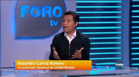 Lentes Inteligentes Unam Mobile Alejandro García Romero Innovación Tecnológica