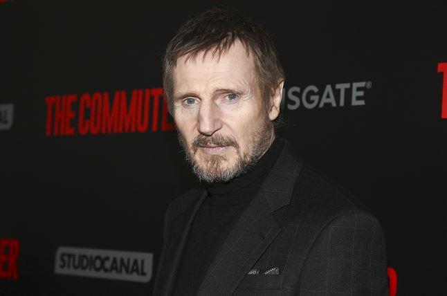 Actor Liam Neeson ve 'caza de brujas' en denuncias de abusos sexuales