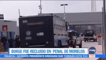 Llevan Error Borge Penal Femenil Morelos