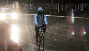 Continúa potencial de tormentas en oriente y sureste de México