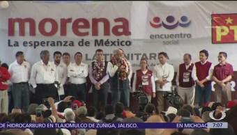 López Obrador reitera su propuesta de retirar pensión a expresidentes