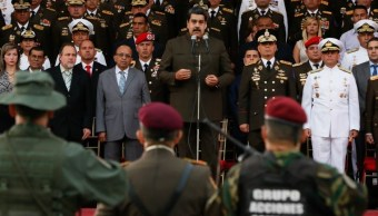 Maduro asegura que todo grupo terrorista tendrá destino Oscar Pérez