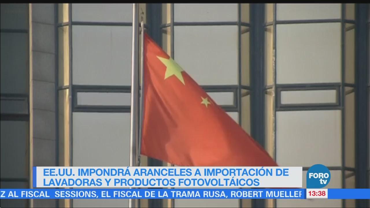 China y México reaccionan a aranceles fijados por Estados Unidos