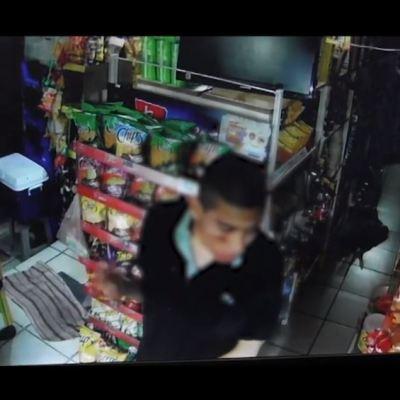 En Punto obtiene imágenes de Marco Antonio Sánchez en tienda del Edomex