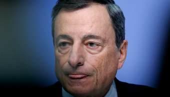 Draghi critica Estados Unidos por romper acuerdo agitar mercados cambiarios