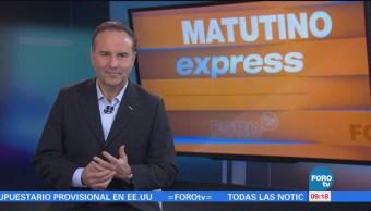 Matutino Express del 23 de enero con Esteban Arce (Parte 3)