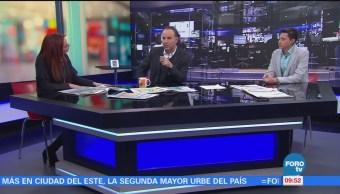 Matutino Express del 25 de enero con Esteban Arce (Parte 3)