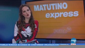 Matutino Express del 25 de enero con Esteban Arce (Parte 4)