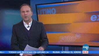 Matutino Express del 29 de enero con Esteban Arce (Parte 2)