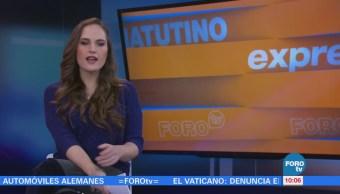 Matutino Express del 29 de enero con Esteban Arce (Parte 5)