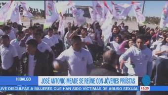 Meade Reúne Jóvenes Priístas Hidalgo