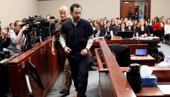Médico acusado de abuso sexual de gimnastas aguarda sentencia