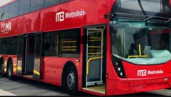 Ponen en marcha operativo encubierto en Metrobús