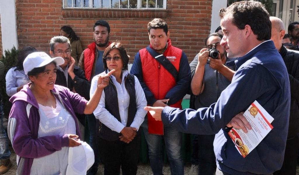 Tenemos que atacar el problema de la inseguridad: Mikel Arriola