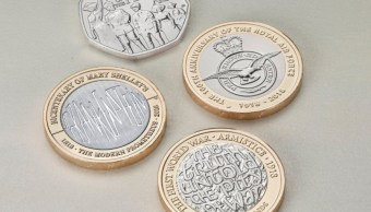 Reino Unido lanza monedas conmemorativas para celebrar 200 años de Frankenstein