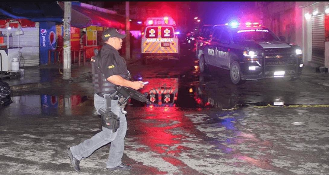 Comando irrumpe en vivienda y ejecuta a 8 personas — Nuevo León