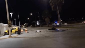 Moto-accidente