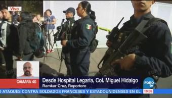 Muere Elemento Policía Federal Tratar Evitar Asalto Cdmx