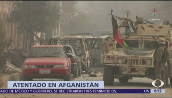 Mueren dos personas por ataque contra 'Save The Children' en Afganistán