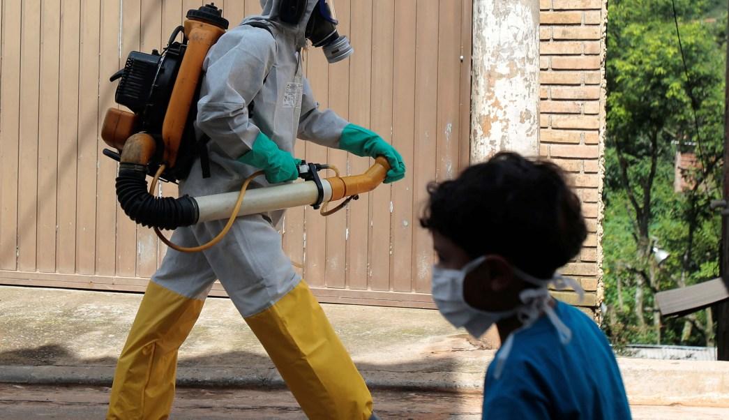 Gobierno Sao Paulo reconoce brote fiebre amarilla