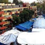 Damnificados por sismo solicitan audiencia con Mancera