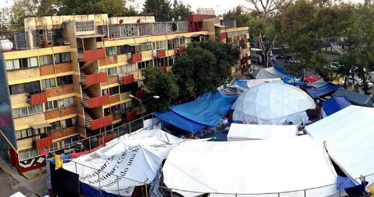 Aprueban reconstrucción y rehabilitación de 19 edificios afectados por sismo