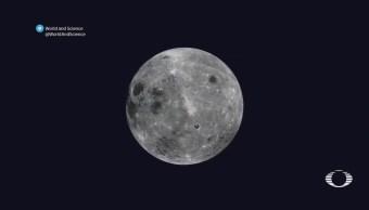 Nasa Revela Imágenes Inéditas Luna