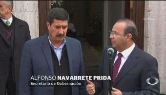 Navarrete y Corral acuerdan colaboración conjunta