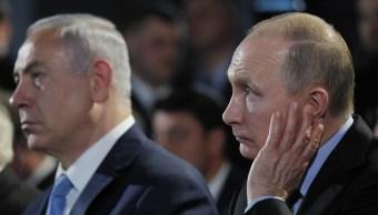 Netanyahu advierte a Irán acción militar si continúa actividades bélicas en Siria