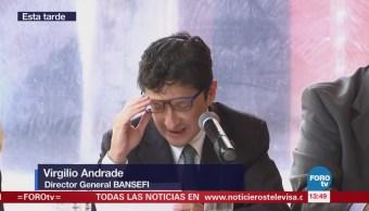 Ni un peso destinado a damnificados se ha desviado, dice Virgilio Andrade